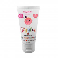 Giggles Toothpaste 50ml Candy Donut - 7yr+