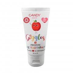 Giggles Toothpaste 50ml Candy Apple - 7yr+