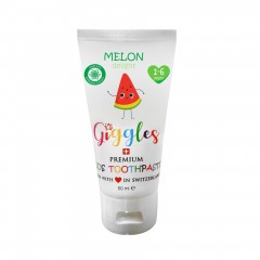 Giggles Toothpaste 50ml Melon Delight - 1-6yr