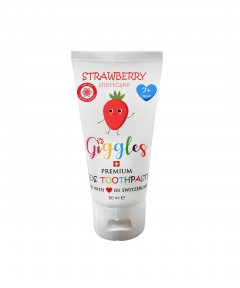 Giggles Toothpaste 50ml 7Y+ - Candy Apple