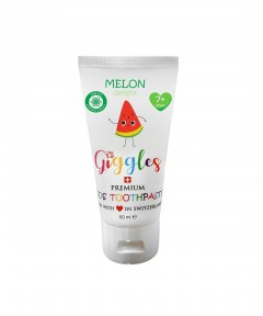 Giggles Toothpaste 50ml 7yr+ - Melon Delight