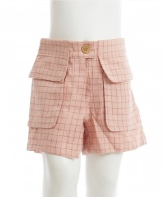 Gingersnaps Patch Pockets & Flaps Grip Shorts
