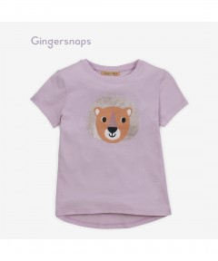 Gingersnaps Lion Graphic Tee