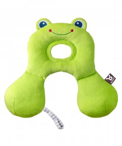Benbat Travel Friends Headrest 0-12 Mths - Frog