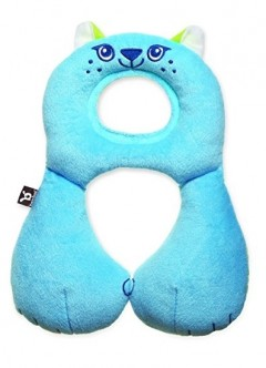 Benbat Toddler Headrest & Neck Support Pillow 1-4 years - Cat