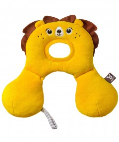 Benbat Travel Friends Headrest 0-12 Mths - Lion