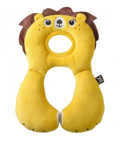 Benbat Travel Friends Headrest 1-4 Yrs - Lion