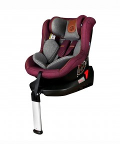 Babystyle Hybrid Rota 360 Combination Carseat  - Golden Red