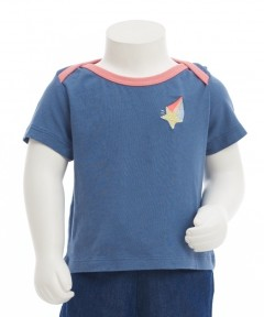Gingersnaps Shooting Star Embroidery T-Shirt