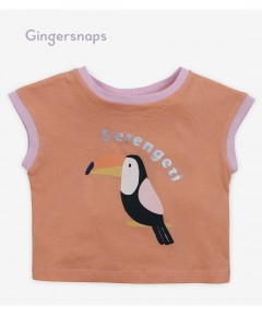 Gingersnaps Toucan Graphic Tee