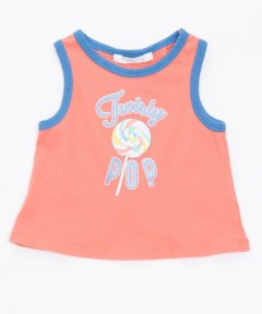 Gingersnaps Twirly Pop Tank Top