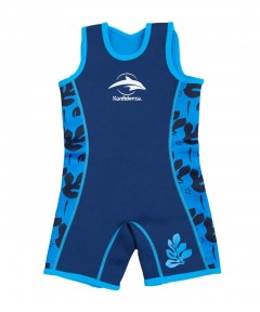 Konfidence Warma Wetsuit Navy - 6-7 Years