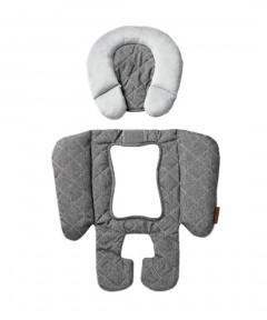 JJ Cole Body Support - Heather Grey