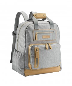 JJ Cole Papago Backpack - Heather Gray