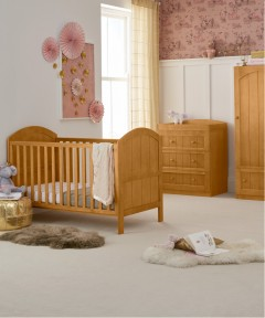 Mothercare Marlow Cot Bed Complete Set
