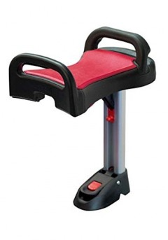 Lascal Buggy Board Saddle - Red