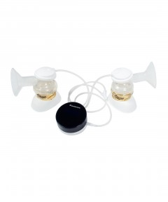 LoveAmme MadeToTravel Double Breast Pump Complete Set