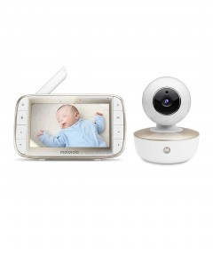 Motorola MBP855CONNECT Video Baby Monitor