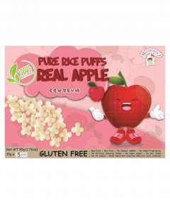 MommyJ Pure Rice Puff - Apple