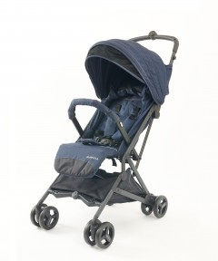 Mimosa Journey Cabin Stroller - Midnight Denim