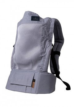 Mimosa Carrier Airplush - Urban Grey Mesh