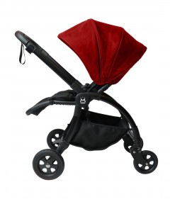 Mimosa Dreamliner Stroller Jet Set - Ruby Red