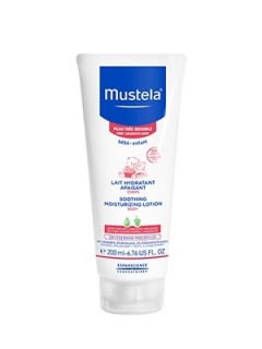 Mustela Soothing Moisturizing Lotion - 200Ml