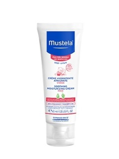 Mustela Soothing Moisturizing Cream - 40Ml