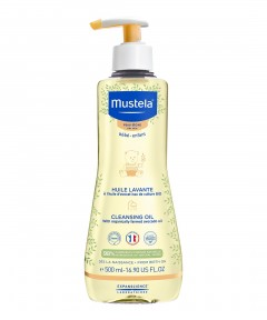 Mustela Cleansing Oil - 500ml