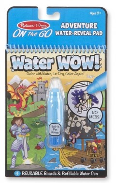 Melissa & Doug Water Wow! Adventure Water-Reveal Pad