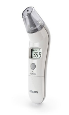 Omron Ear Thermometer MC523