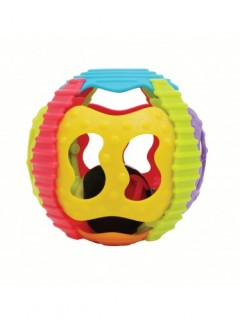 Playgro Shake Rattle & Roll Ball