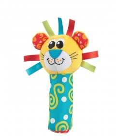 Playgro Jungle Squeaker - Lion