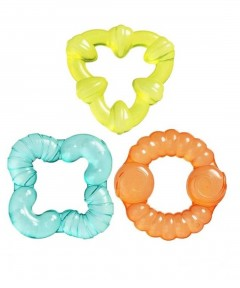 Playgro Bumpy Gums Water Teether - 3 Pack