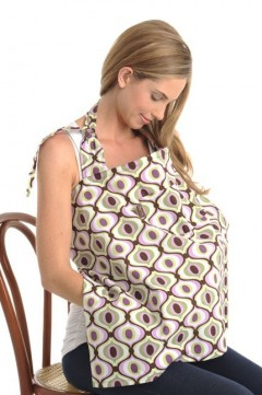 Pupsik Nursing Cover - Retrobaby