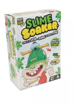 Play & Win Slime Soaker Game