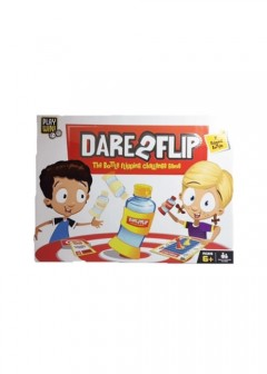 Play & Win Dare To Flip Game