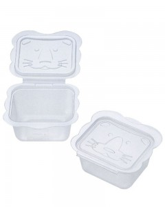 Richell OT Animal Shaped Container - 150ml