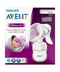 Philips Avent Natural Manual Breastpump