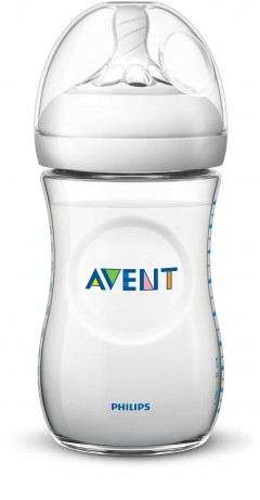 Philips Avent Natural bottle 9oz/260ml - 2 Pack