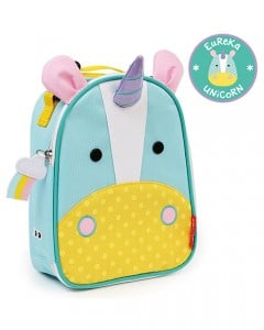 Skip Hop Zoo Lunchie Insulated Lunch Bag - Unicorn