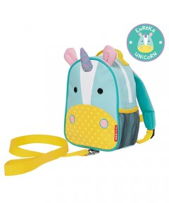 Skip Hop Zoo Safety Harness Backpack - Unicorn