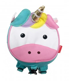 Snapkis Toddler Bag with Harness - Unicorn