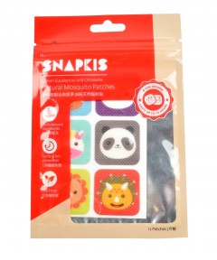 Snapkis Mosquito Repellent Patch