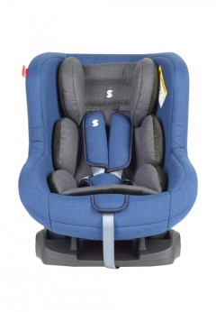 Snapkis Transformers 0-4 Car Seat - Blue Melange/Grey