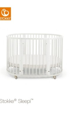 Stokke Sleepi Bed - White