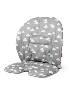 Stokke Steps Baby Set Cushion - Grey Cloud