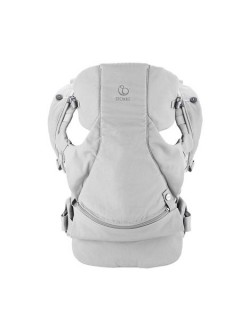 Stokke MyCarrier Front And Back Carrier - Grey