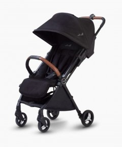 Silver Cross Jet V2 Stroller - Black