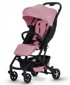 Silver Cross Wing V2 Stroller - Powder Pink